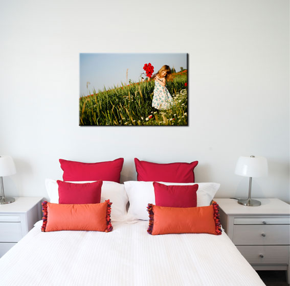 foto op canvas canvas printen bij comic sense in zwartsluis. Black Bedroom Furniture Sets. Home Design Ideas
